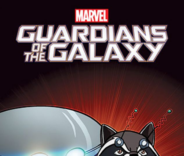 cover to GUARDIANS OF THE GALAXY: AWESOME MIX INFINITE COMIC (2016) #6
