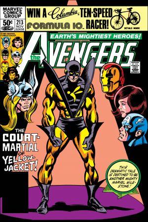 Avengers (1963) #213