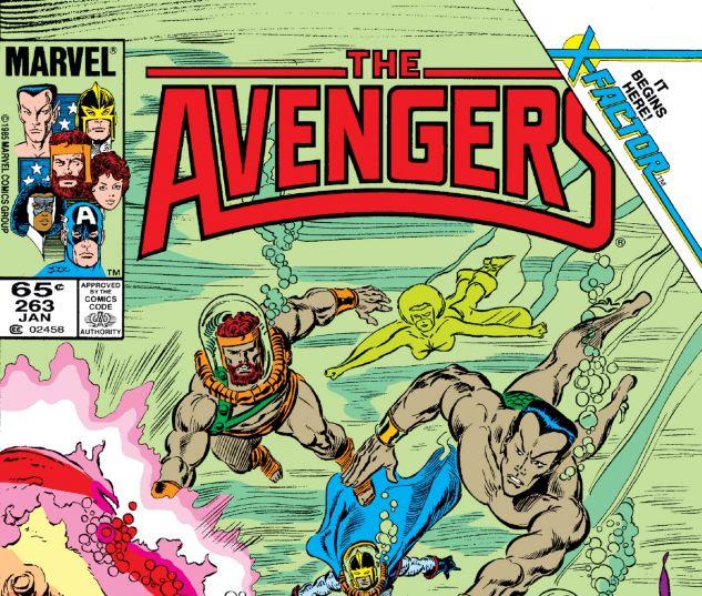 Avengers (1963) #263