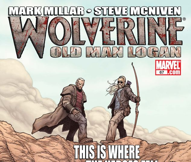 Wolverine (2003) #67