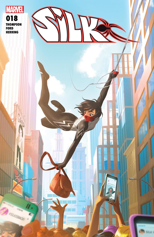 Silk (2015) #18