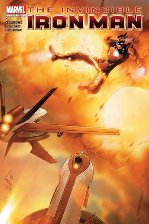 Invincible Iron Man #31
