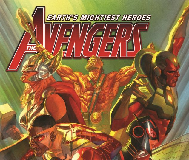 cover from Avengers (2017)