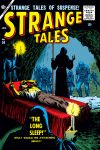 Cover for Strange Tales 54
