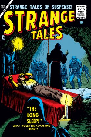 Strange Tales (1951) #54