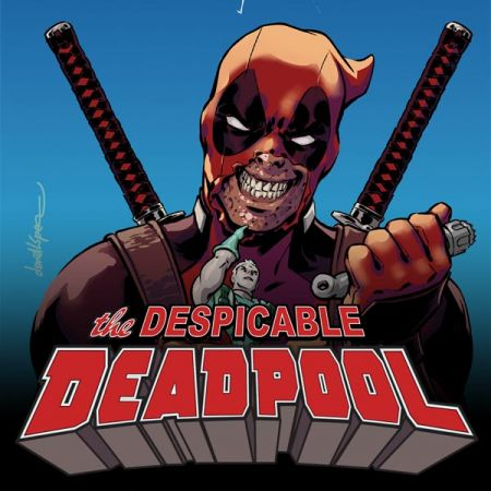 Despicable Deadpool (2017 - 2018)
