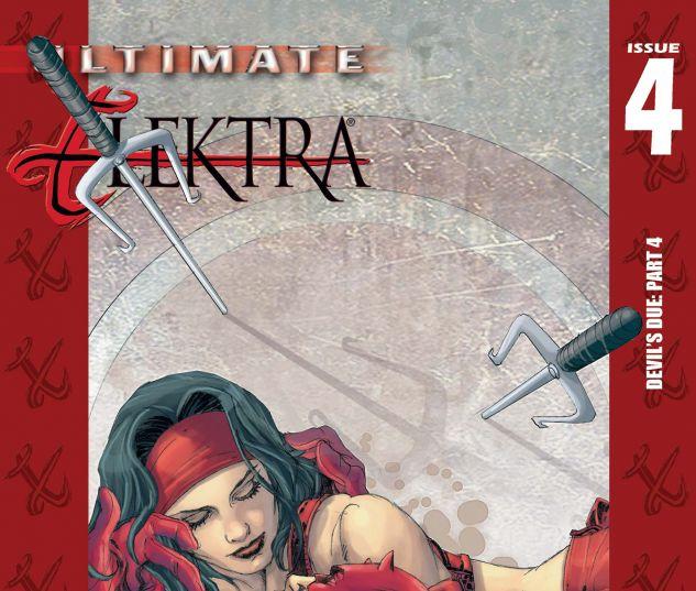 ULTIMATE ELEKTRA (2004) #4