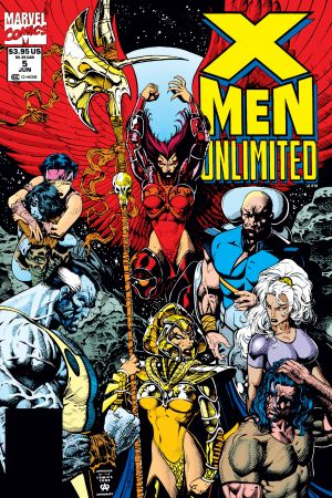 X-Men Unlimited (1993) #5