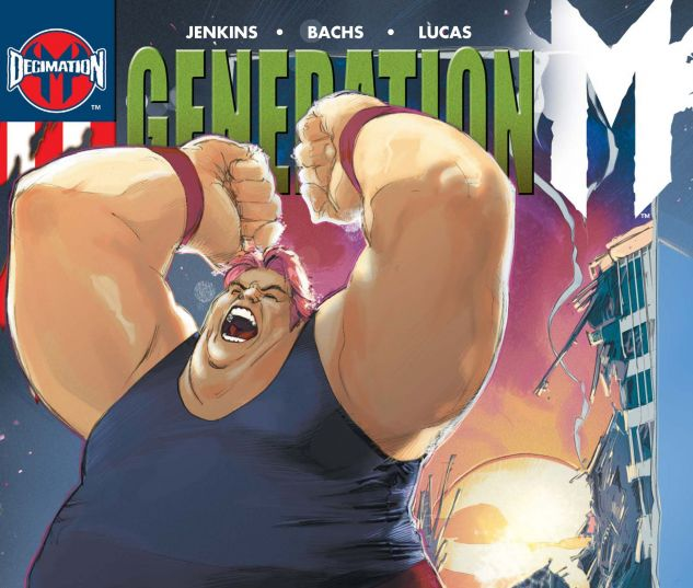 Generation M (2005) #3