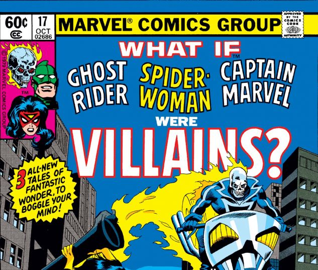 WHAT IF? (1977) #17