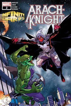 Infinity Wars: Arachknight #2
