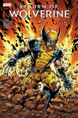 Return of Wolverine (Hardcover)
