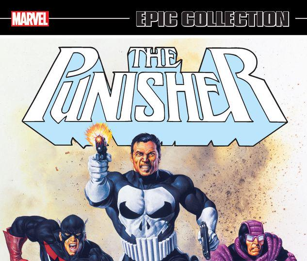 PUNISHER EPIC COLLECTION: JIGSAW PUZZLE TPB #1