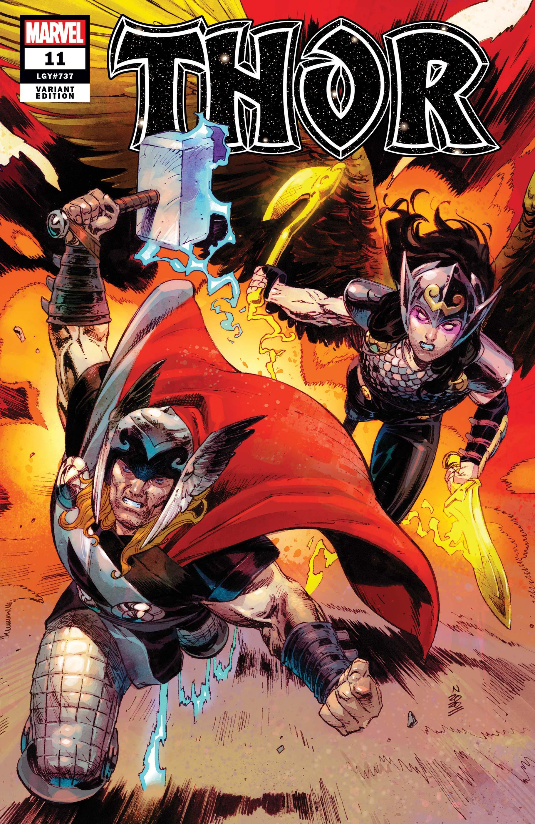 Thor (2020) #11 (Variant)
