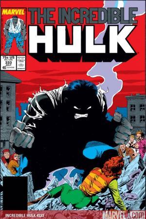 Incredible Hulk (1962) #333
