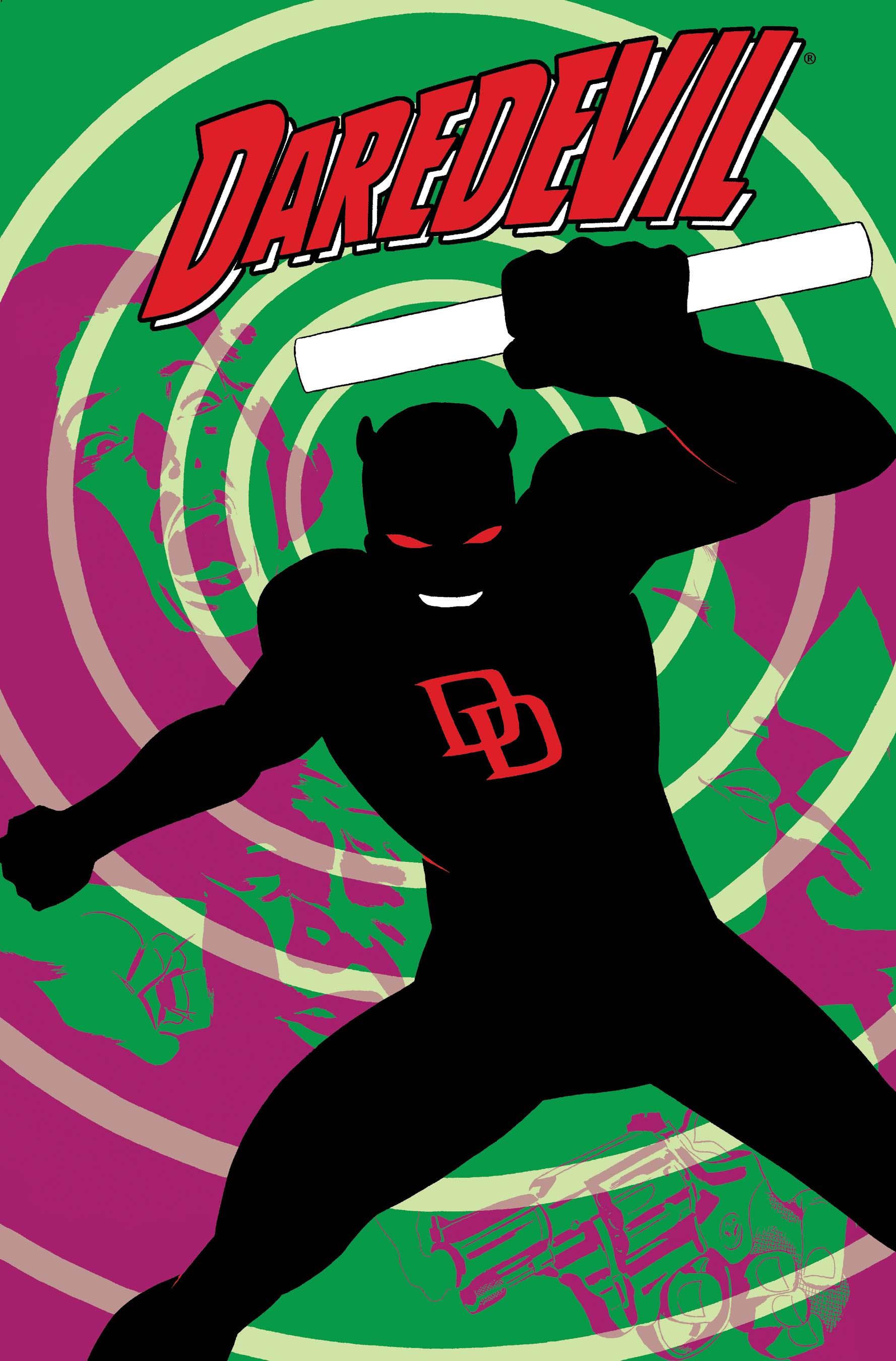 Daredevil (2011) #1 (Martin Variant)