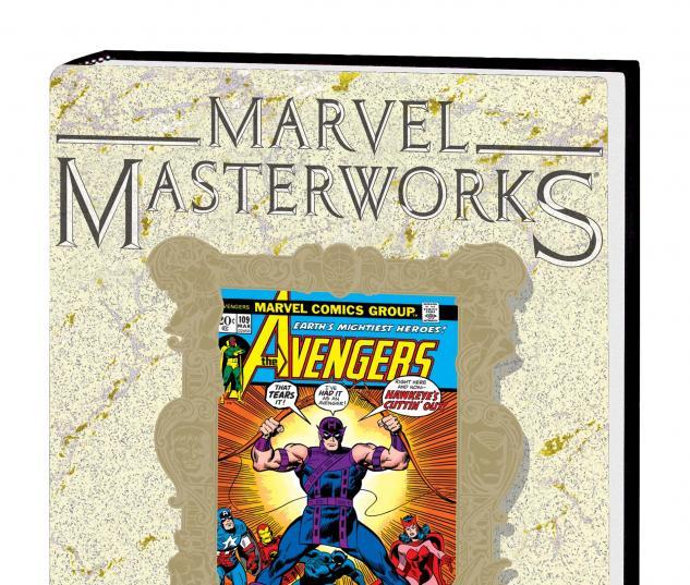 Marvel Masterworks: Avengers Vol. 11 HC (DM Variant)