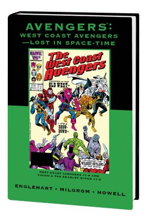 Avengers: West Coast Avengers - Sins of the Past (Hardcover)