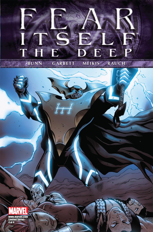 Fear Itself: The Deep (2011) #4