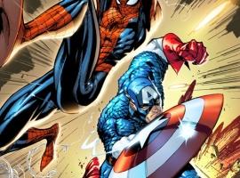 Sneak Peek: Avenging Spider-Man Campbell Variant