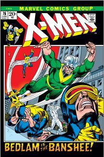 Uncanny X-Men (1963) #76