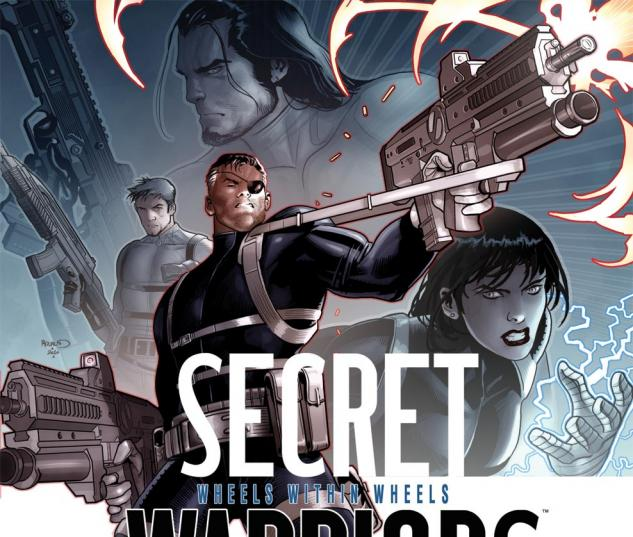 Secret Warriors (2008) #24