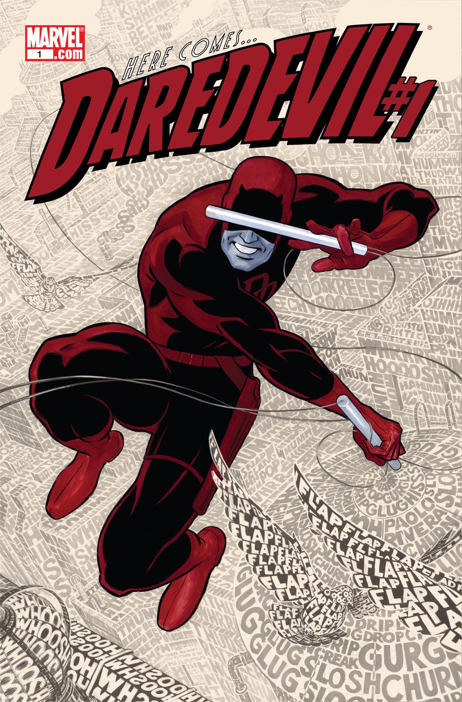 Daredevil (2011) #1
