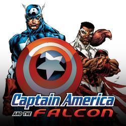 Captain America and the Falcon (2010)