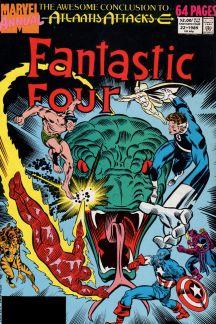 Fantastic Four Annual #22