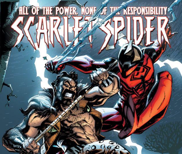 SCARLET SPIDER 23
