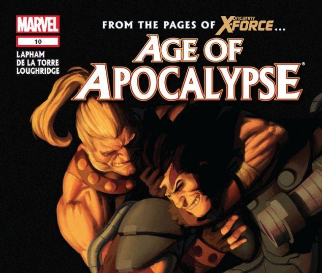 Age of Apocalypse (2012) #10