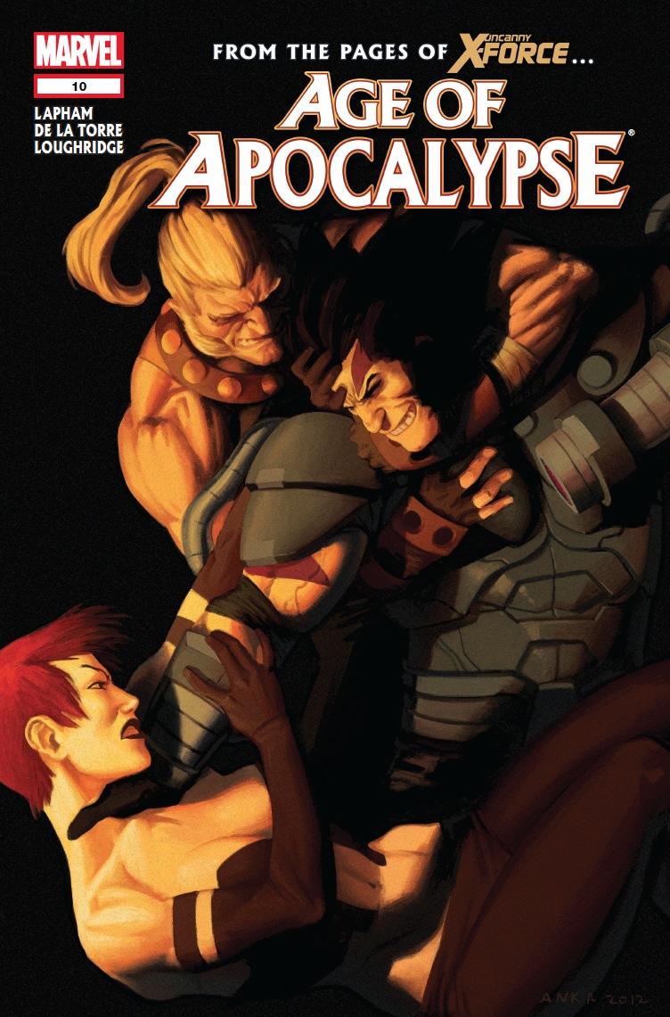 Age of Apocalypse (2011) #10