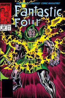 Fantastic Four #330