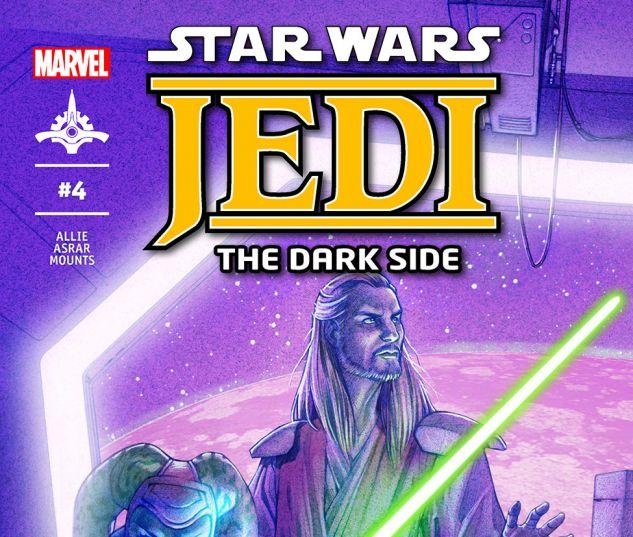 Star Wars: Jedi - The Dark Side (2011) #4