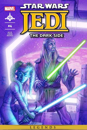 Star Wars: Jedi - The Dark Side #4