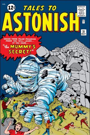 Tales to Astonish #31