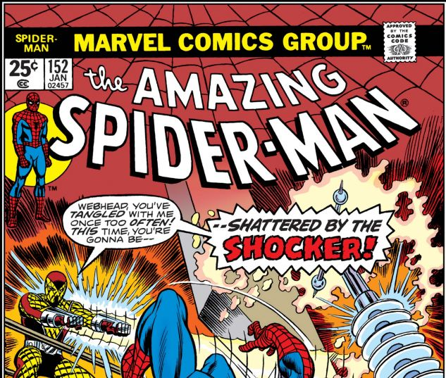 Amazing Spider-Man (1963) #152