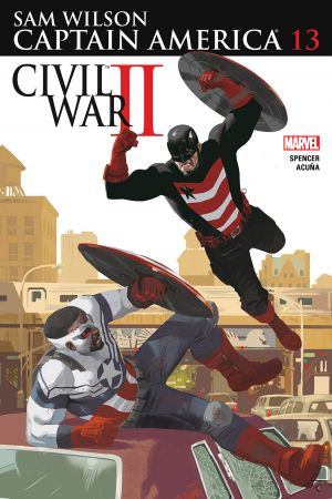 Captain America: Sam Wilson (2015) #13