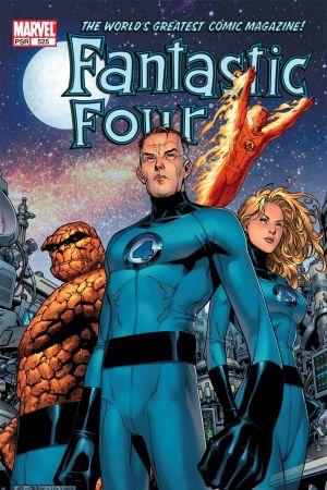 Fantastic Four (1998) #525