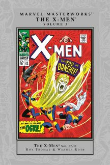 Marvel Masterworks: The X-Men Vol. III - 2nd Edition (1st) (Trade Paperback)