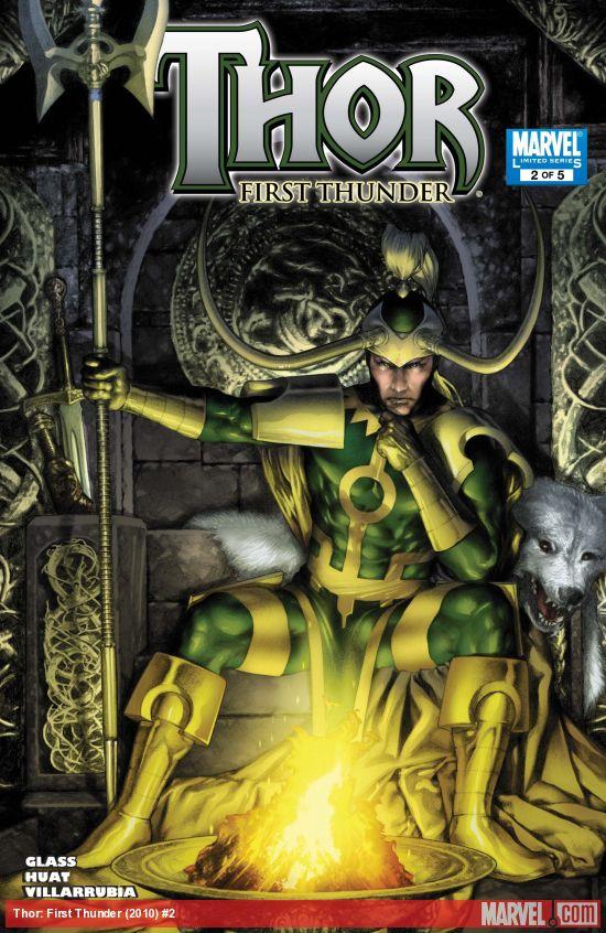 Thor: First Thunder (2010) #2
