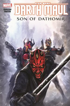 Star Wars: Darth Maul - Son of Dathomir (Trade Paperback)