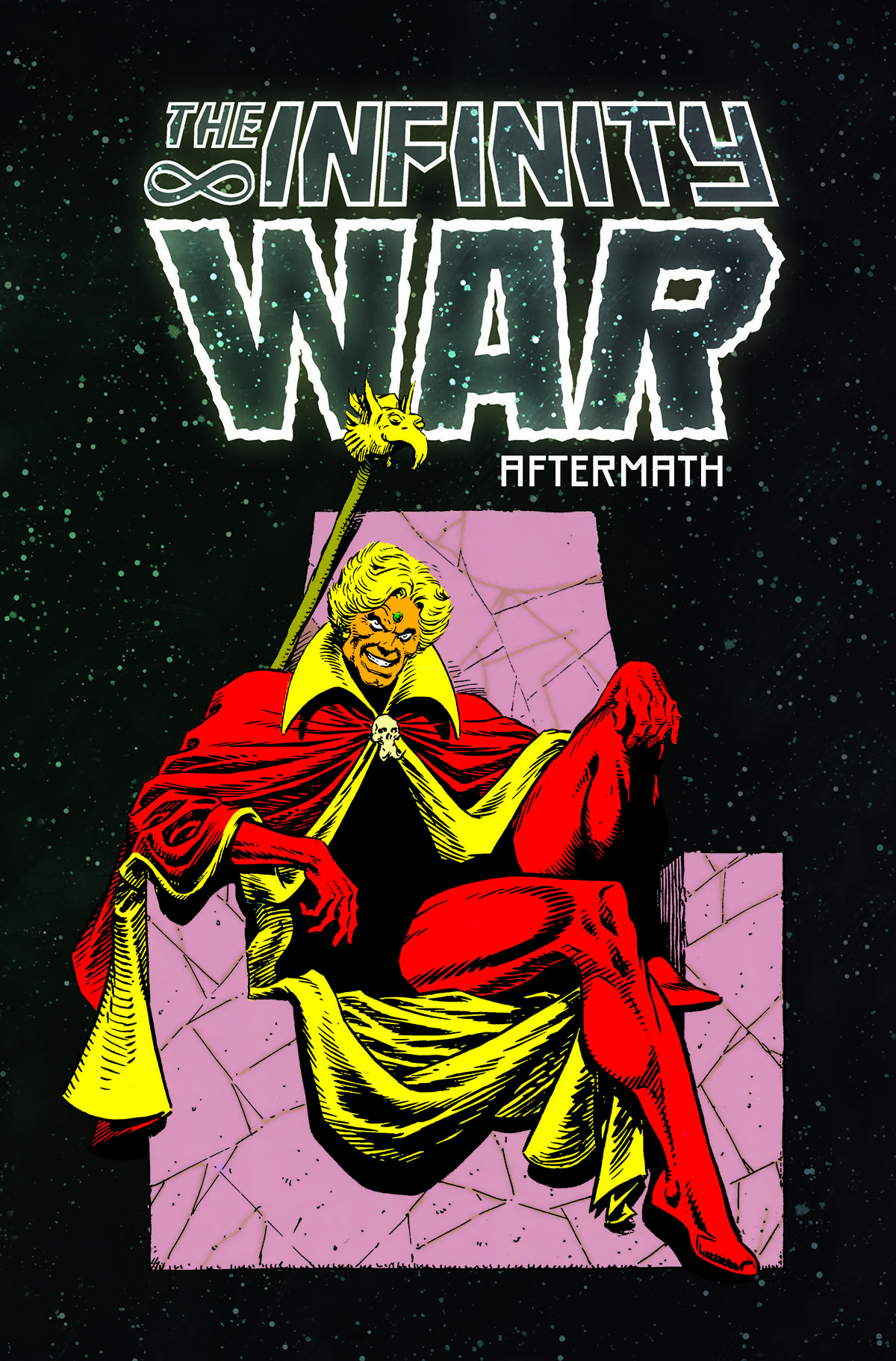 Infinity War Aftermath (Hardcover)