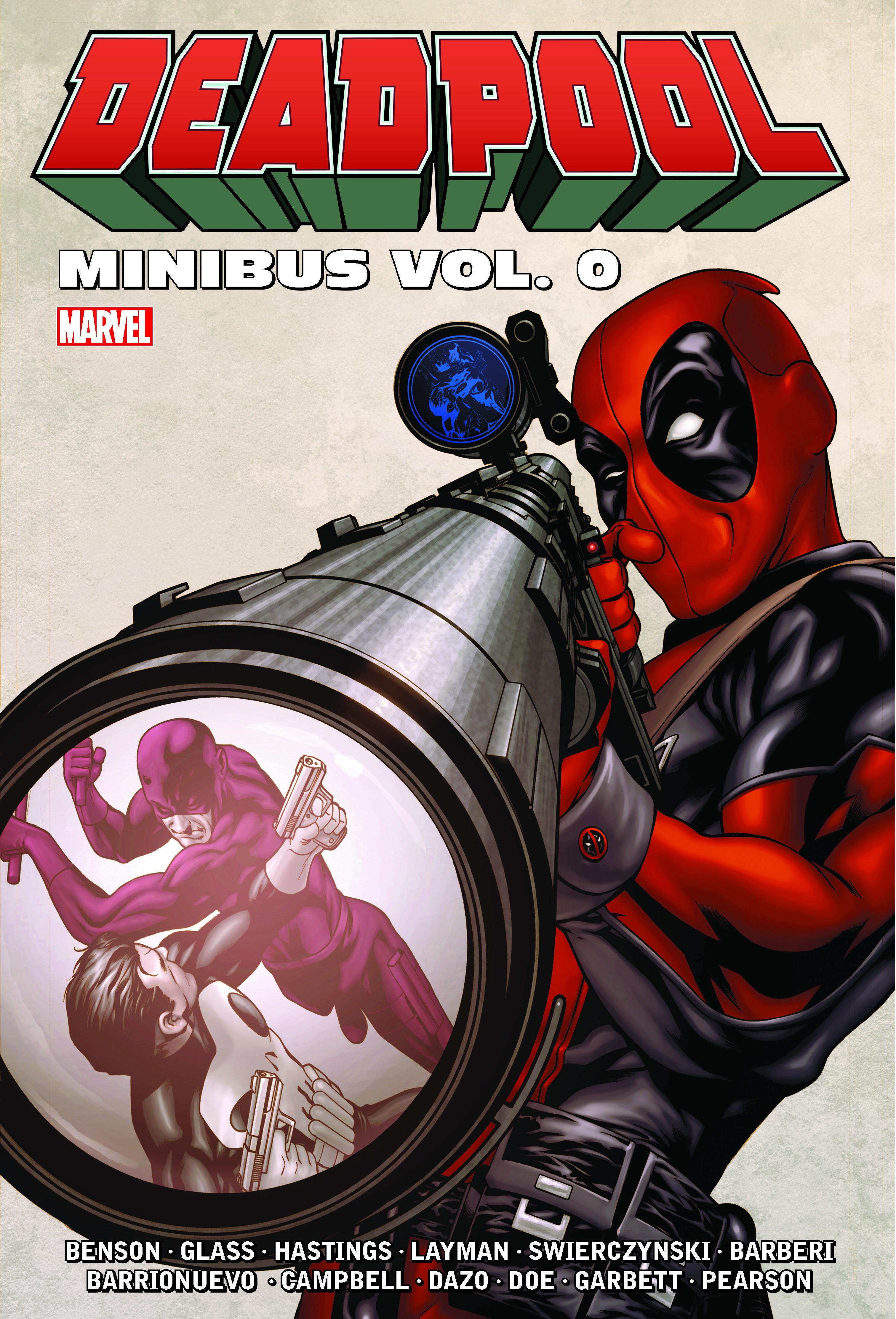 Deadpool Minibus Vol. 0 (Hardcover)