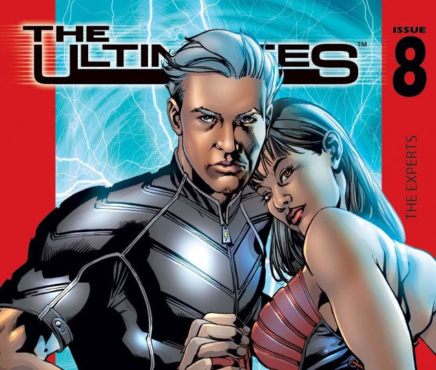 ULTIMATES (2002) #8
