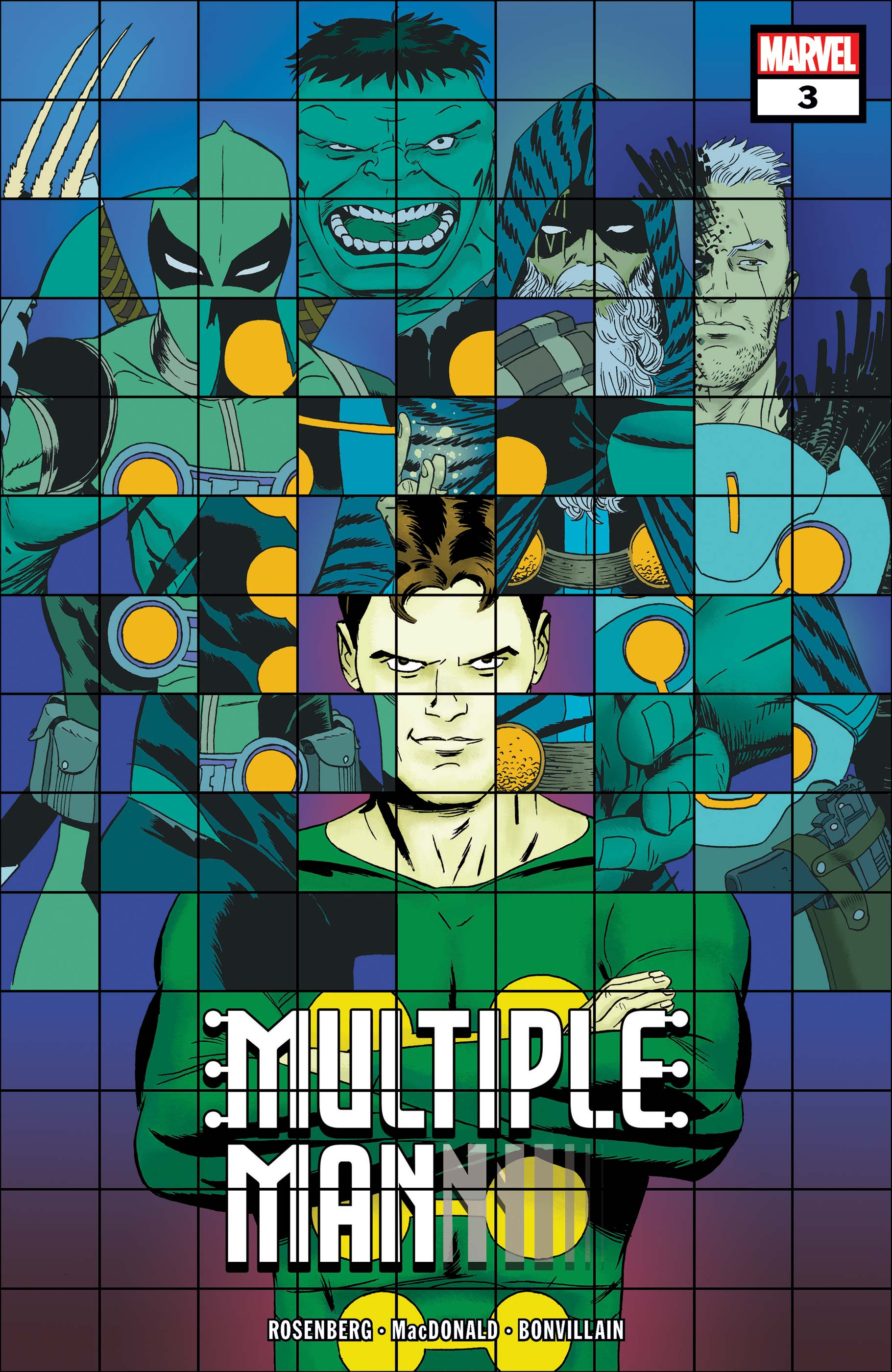 Multiple Man (2018) #3