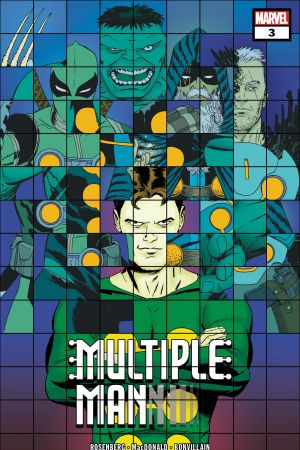 Multiple Man #3