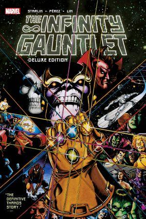 Infinity Gauntlet: Deluxe Edition (Hardcover)