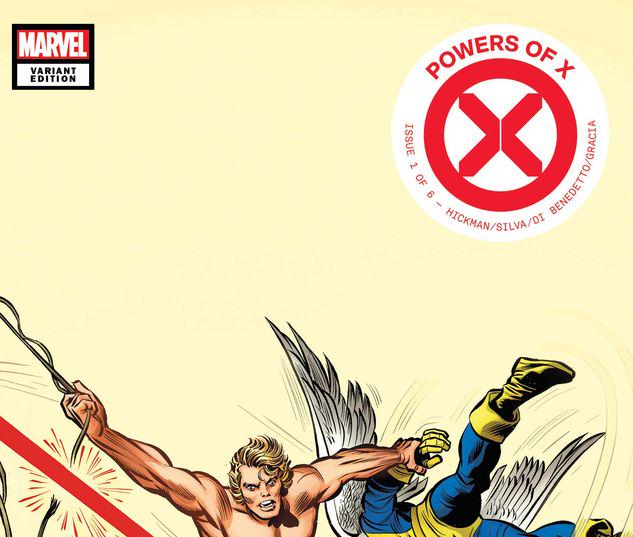 Powers of X #1