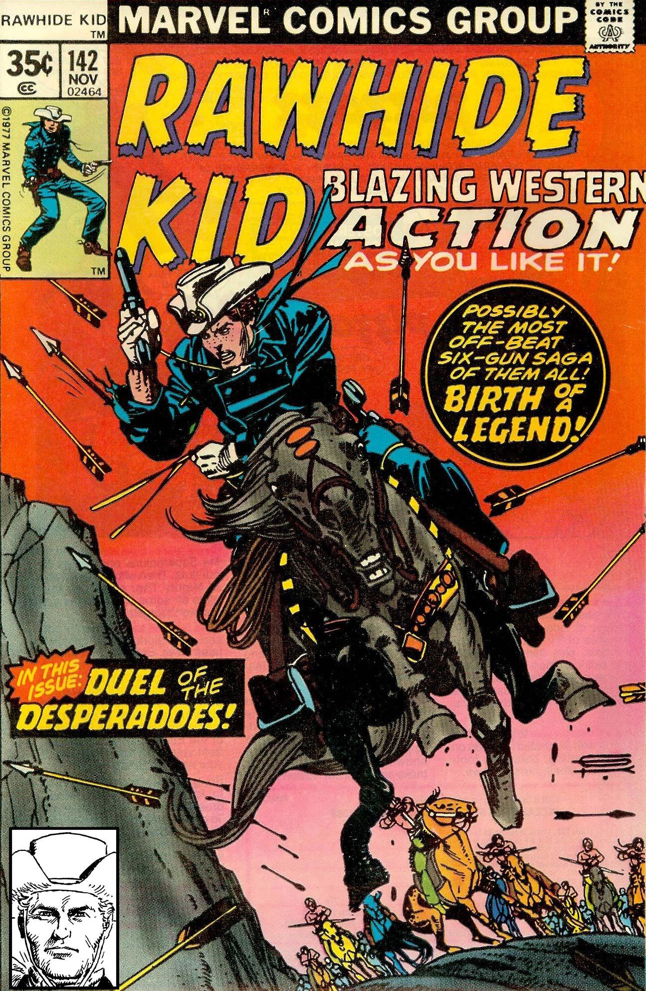 Rawhide Kid (1955) #142